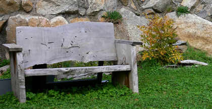 - Antique Garden Furniture
